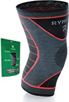 Rymora Knee Support Brace Compression Sleeve - for Joint Pain, Arthritis, Ligament Injury, Meniscus Tear, ACL, MCL,...