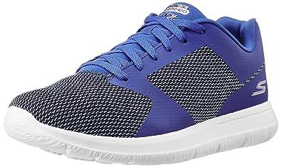 skechers walking shoes. skechers men\u0027s go walk city blue nordic walking shoes - 9 uk/india (43
