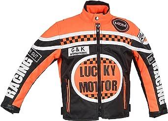 Mdm Kinder Motorrad Jacke Racing Jacke Bekleidung