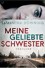 Meine geliebte Schwester: Thriller (German Edition) Formato Kindle