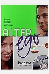 Alter Ego 2 Podrecznik z plyta CD Paperback