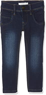 NAME IT Jungen Nittax Slim/XSL DNM Pant NMT Noos Jeans
