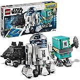 LEGO Star Wars - Boost Commandant des Droïdes - Jeu de Construction pour enfants 8 Ans et plus avec 3 robots contrôlés…