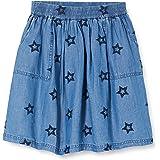 Tommy Hilfiger Star Embroidered Chambray Skirt Falda para Niñas