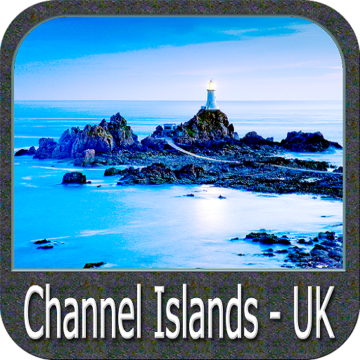 Channel Islands(UK) gps nautical charts Channel Islands Gps