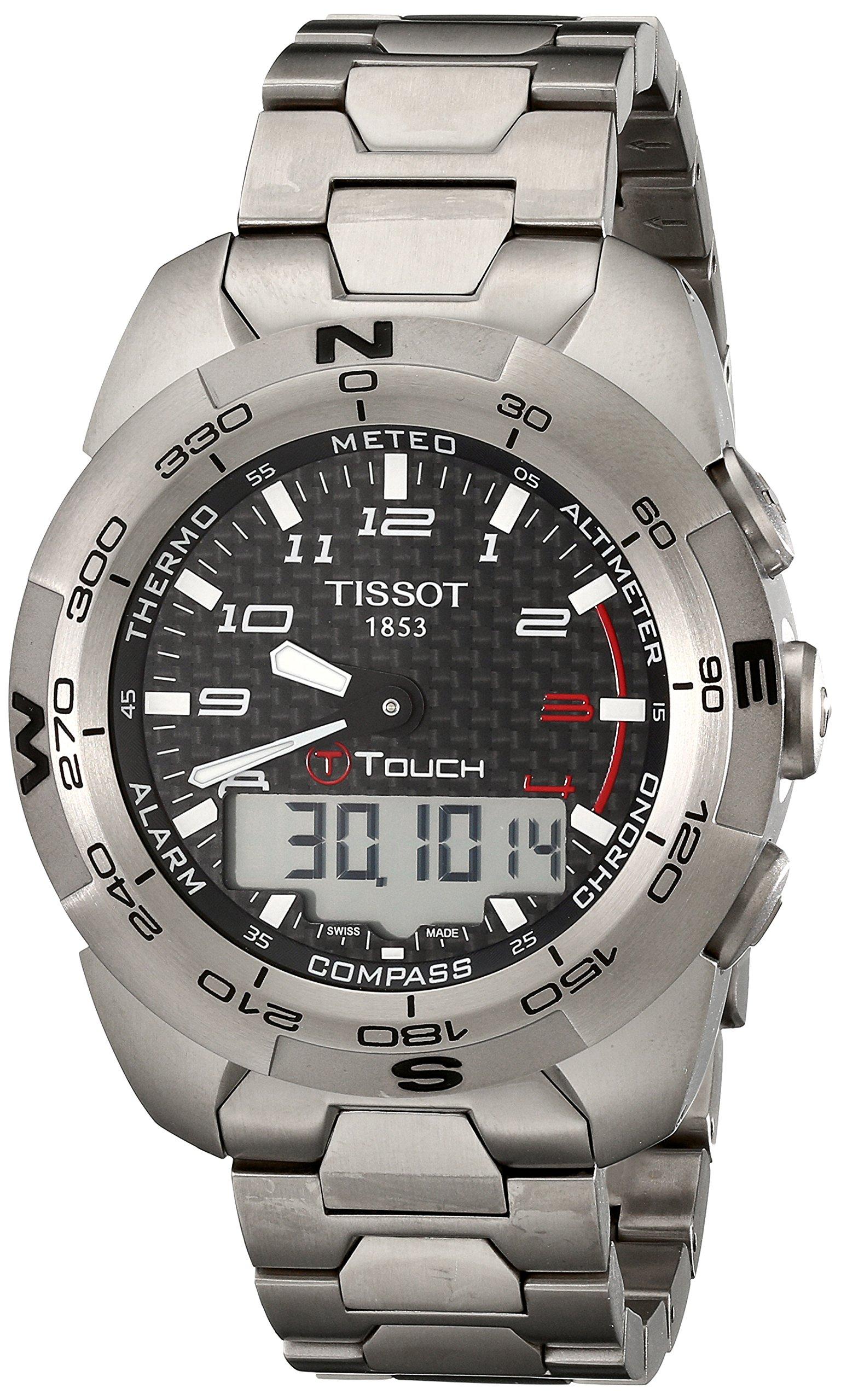 Tissot Reloj de Pulsera T0134204420200
