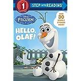 Hello, Olaf! (Disney Frozen) (Step into Reading)