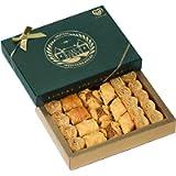 Vegan Baklava Baklawa, 24 Pieces, Chateau de Mediterranean, Gift Box with Ribbon