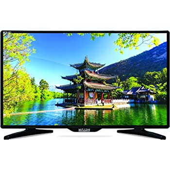 Mitashi MiE020V10 47 cm (18.5 inches) HD Ready LED TV (Black)