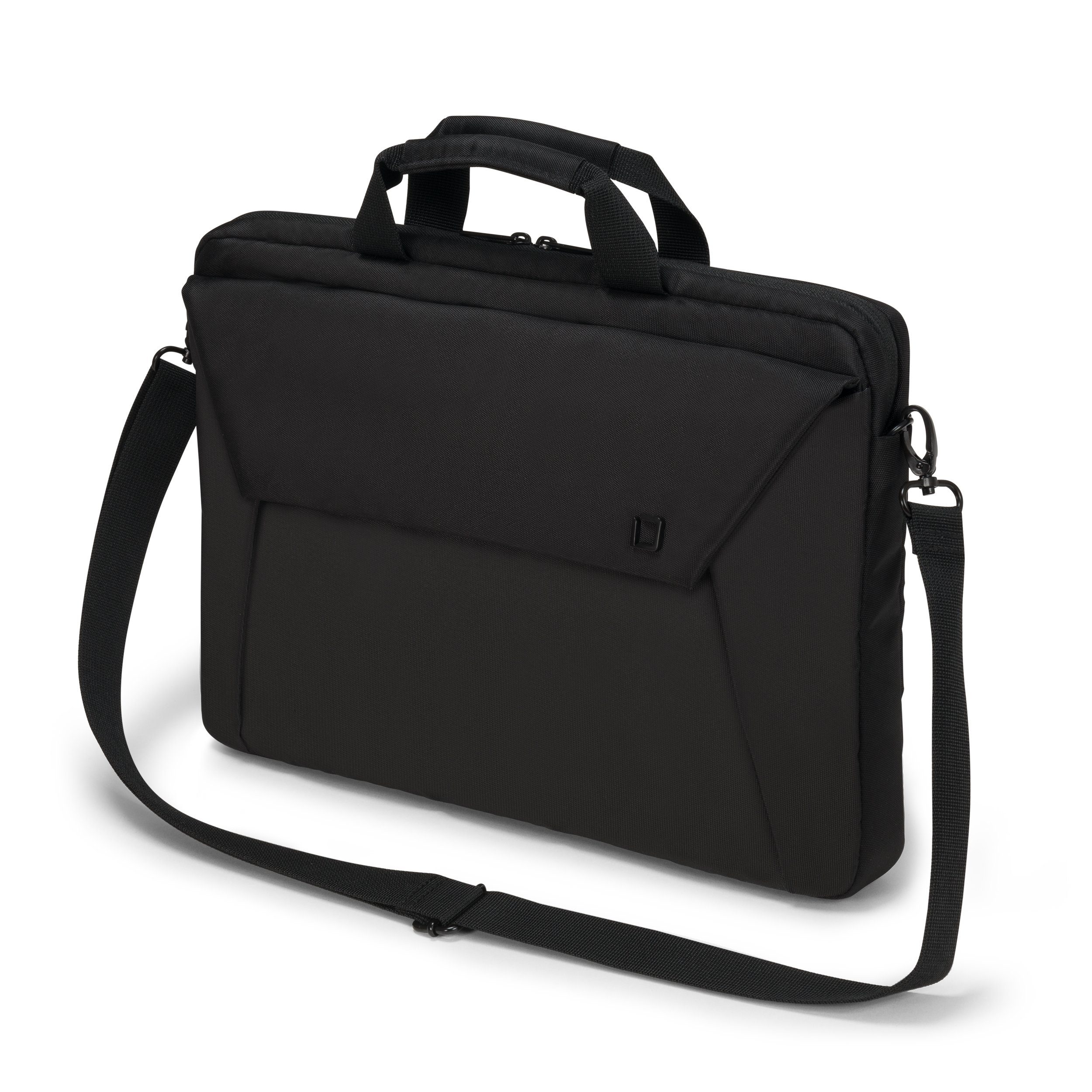 Dicota D31209 15.6 Briefcase Black notebook case - notebook cases (39.6 cm (15.6), Briefcase, B
