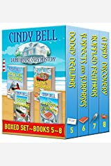 Dune House Cozy Mystery Boxed Set: Books 5 - 8 Kindle Edition