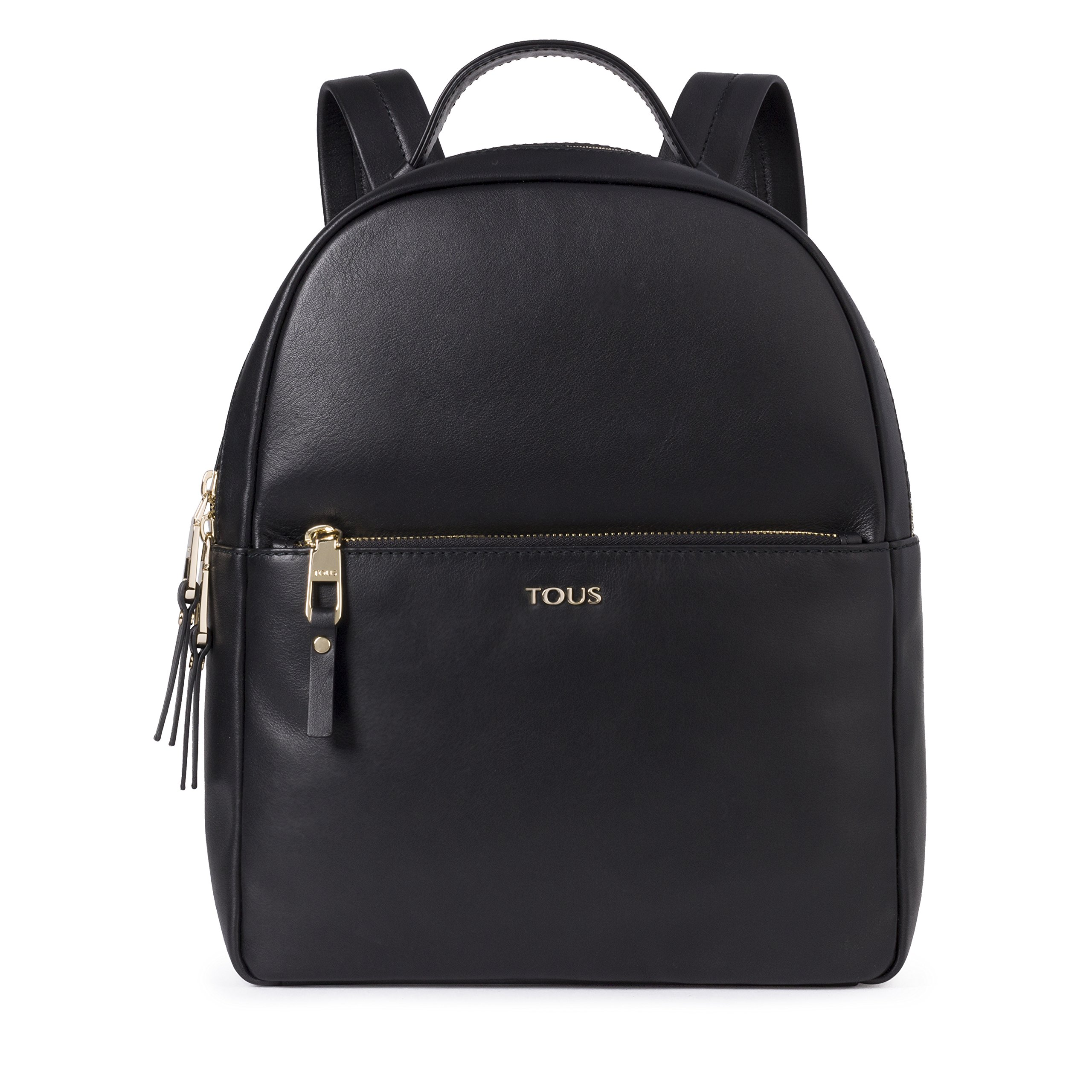 915sC2UechL - Tous Higgins, Bolso mochila para Mujer, Negro (Negro 695890197), 27.5x33x11.5 cm (W x H x L)