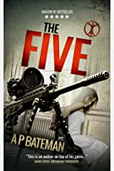 The Five (Alex King Book 4) Kindle Edition