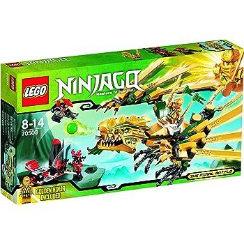 LEGO Ninjago 70503: The Golden Dragon