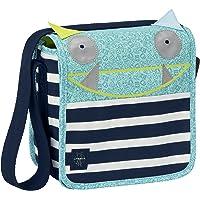 LÄSSIG Kindertasche Kindergartentasche Umhängetasche Junge Mädchen Kindergarten / Mini Messenger Bag Little Monsters…
