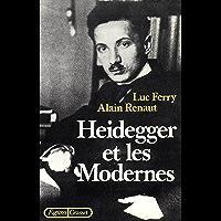 Heidegger et les modernes (Figures)