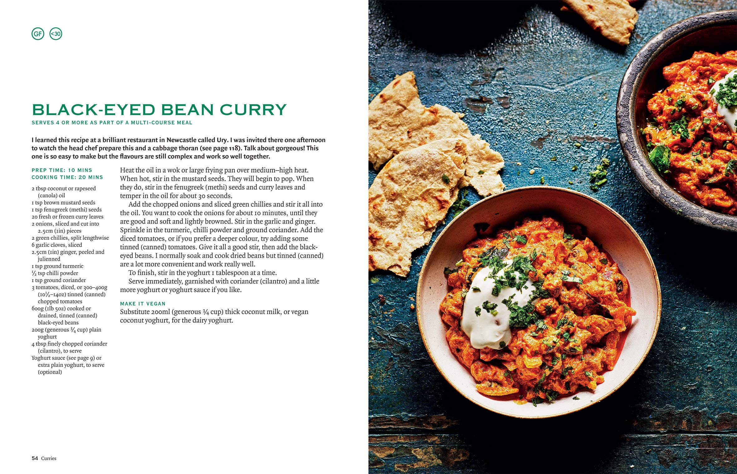 The Curry Guy Veggie: Over 100 vegetarian Indian Restaurant classics and new dishes to make at home 5