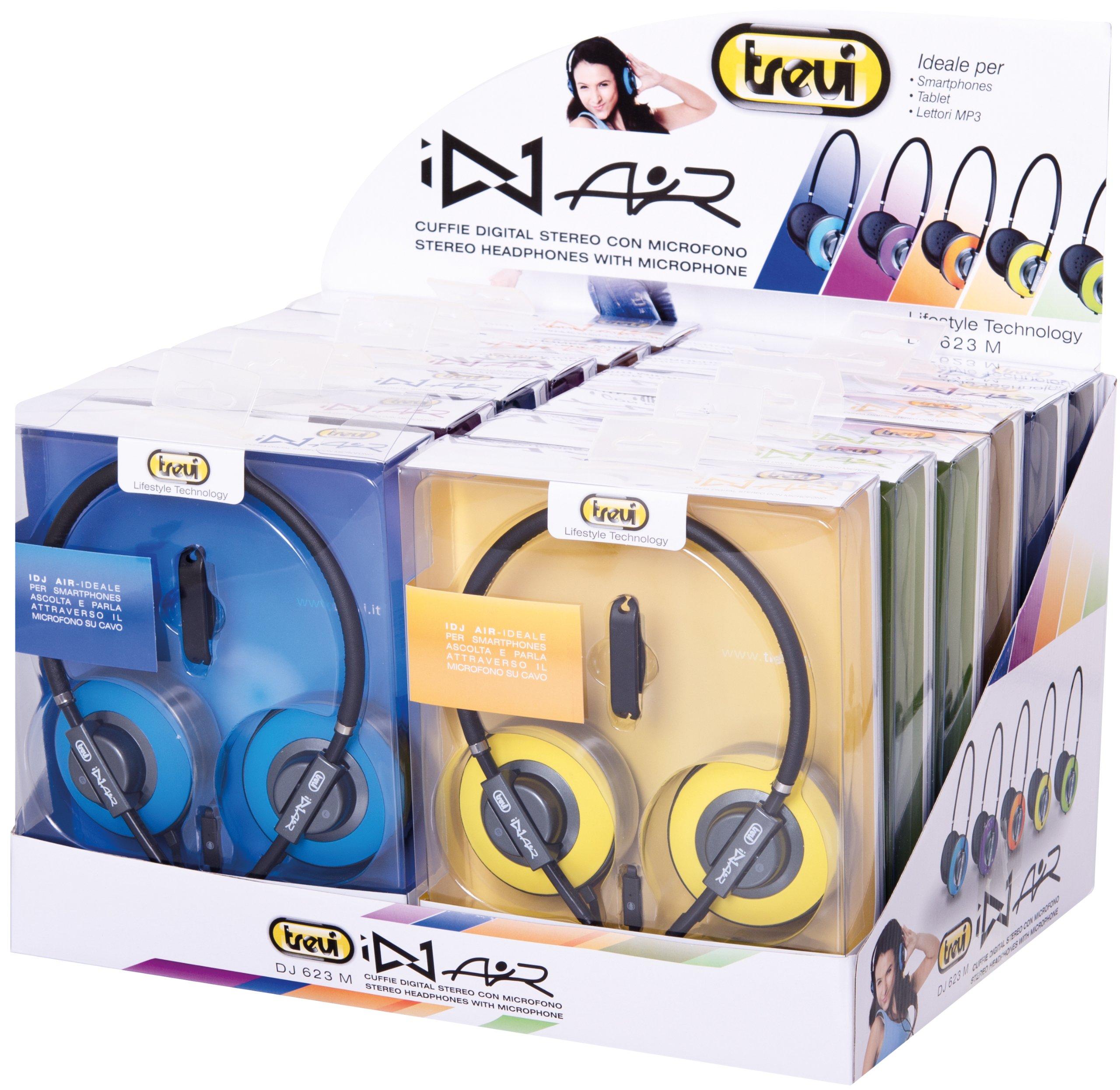 Trevi DJ 623 Headset