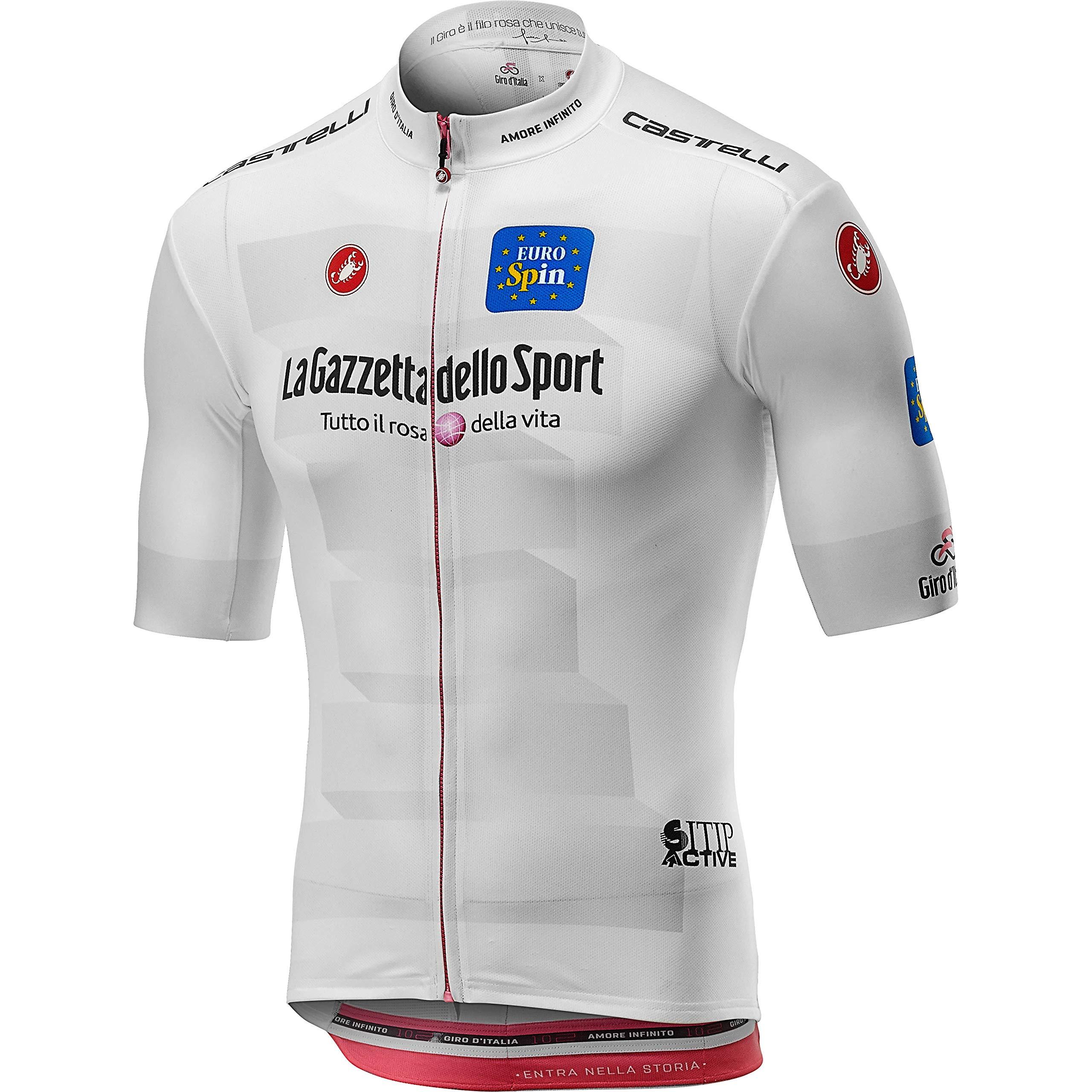 cdd8214e7b26 Castelli # Giro102 Squadra Jersey, Maglietta Ciclismo Uomo ...