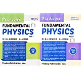 Pardeep's Fundamental Physics for Class 12 (Vol. 1 & 2) Examination 2020-2021
