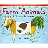 Farm Animals: A Mix-and-Match Book (Mix & Match Book)