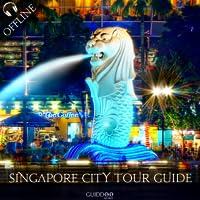 Singapore City Guide Travel App