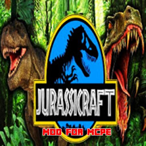 Mods : Jurassic Mod for MCPE