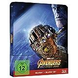 Avengers: Infinity War (inkl. 2D, Steelbook) [3D Blu-ray]
