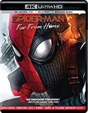 Spider-Man: Far from Home (4K UHD & HD) (2-Disc)