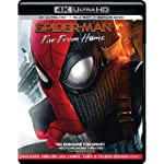 Spider-Man: Far from Home (4K UHD + HD + Bonus Disc) (3-Disc)