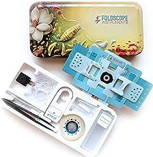 Foldscope Instruments Foldscope Deluxe Individual Kit (FS-DIK-001)