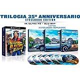 Ritorno Al Futuro: The Ultimate Trilogy - Steelbook Collection 35° Anniversario (Box Set) (7 Blu Ray)