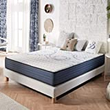 Naturalex | Perfectsleep | Materasso Matrimoniale King 180x200 cm Memory e Lattice Multi Densità | Supporto Adattato Alta Res