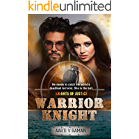 Warrior Knight: An Indian Spy's Romantic Suspense Thriller (Knights of Justice Book 2)