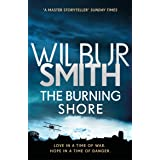 The Burning Shore: The Courtney Series 4