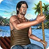 Raft Survival Hardtime Island Escape Simulateur de vie 3D: Hero Fighting Evolution Aventure Jeux d'artisanat Gratuit pour les enfants