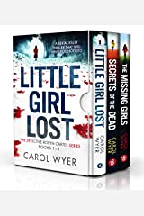 The Detective Robyn Carter Series: Books 1-3 Kindle Edition