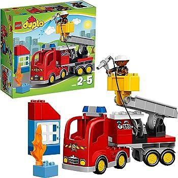 Duplo Legoville La Caserne Jouet Lego 6168 D'eveil Des Tl1JKcF3