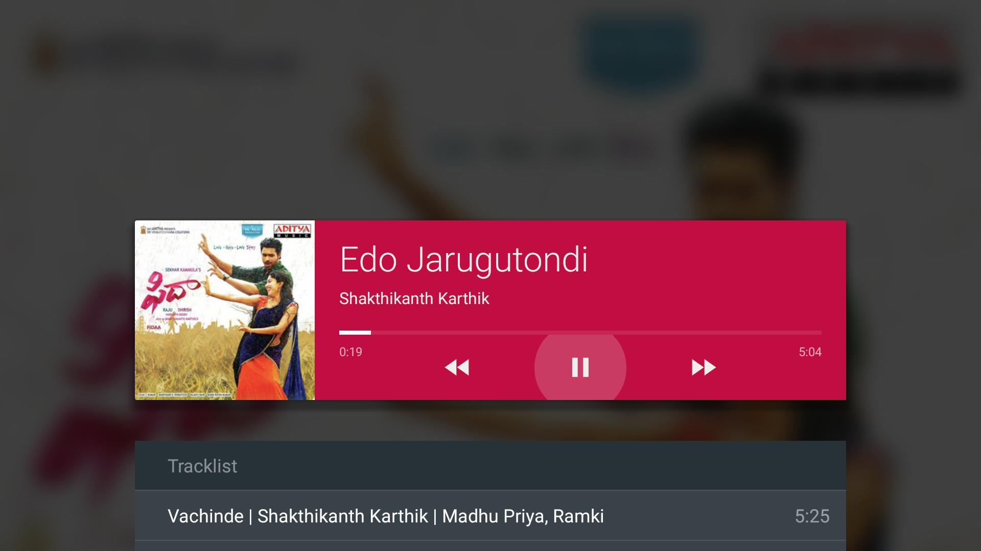Raaga Hindi Tamil Telugu Songs Amazon In Appstore For Android