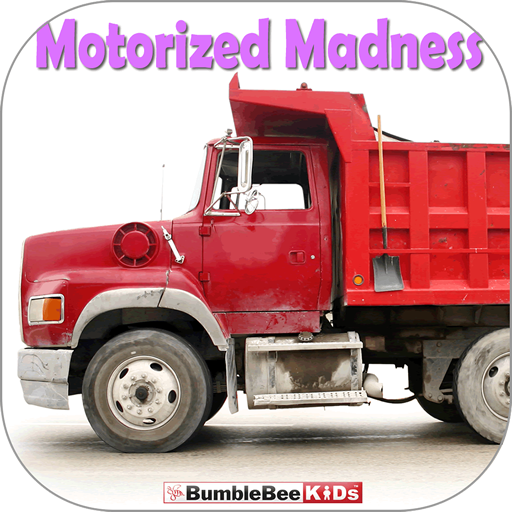 Motorized Madness - Video Flashcard Player