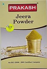 PRAKASH Cumin Powder (Jeera), 200Gm (100gm*2)