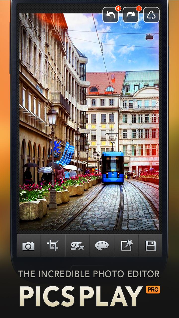 PicsPlay Pro Screenshot