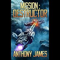 Mission: Destructor (The Transcended Book 7) (English Edition)