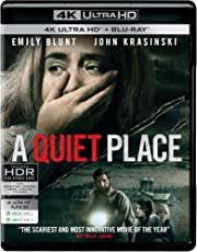 A Quiet Place (4K UHD & HD) (2-Disc)