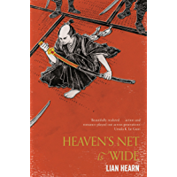 Heaven's Net is Wide (Tales of the Otori Book 5) (English Edition)