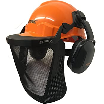 22192ee7ac7 Stihl Function Basic Forestry Helmet with Face   Ear Protection ...