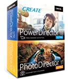 CyberLink PowerDirector 18 Ultra & PhotoDirector 11 Ultra Duo