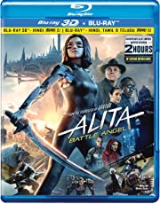 Alita: Battle Angel (Blu-ray 3D & Blu-ray) (2-Disc)