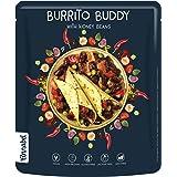 Annabel - Burrito Buddy, condimento per taco, tortillas e burrito, pasto pronto vegano messicano naturale al 100% - 5 x 500 g