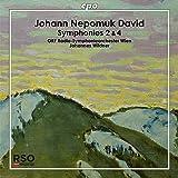 Symphonies N 2 et 4